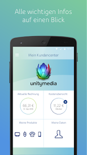 Unitymedia Kundencenter- screenshot thumbnail