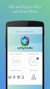 unitymedia kundencenter apps bei google play. Black Bedroom Furniture Sets. Home Design Ideas