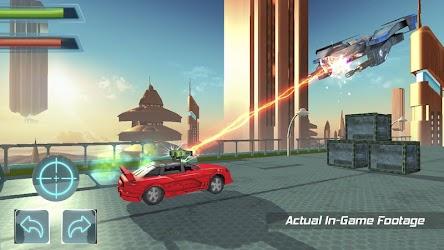 Car Shooting - Rivals Rage