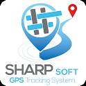 SharpSoft GPS icon