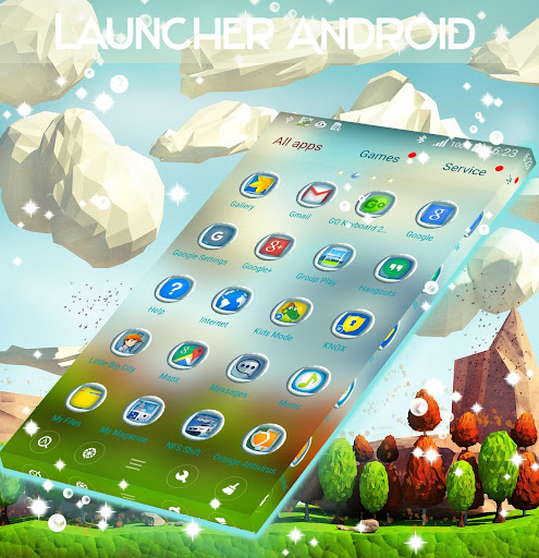 Launcher for Android