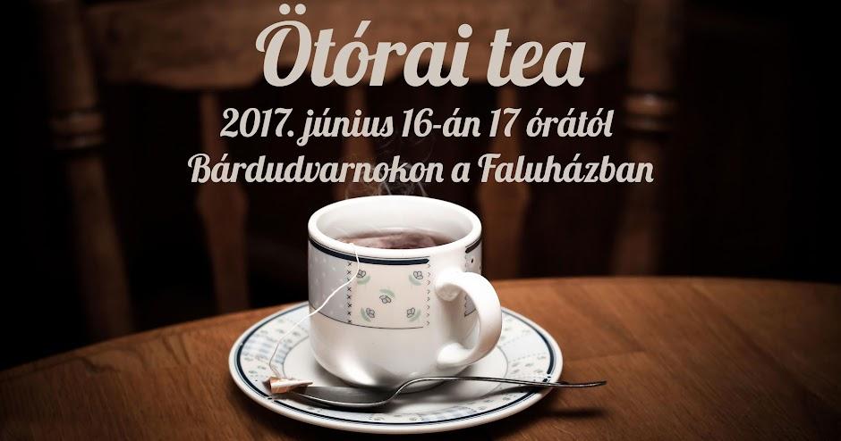 Ötórai tea