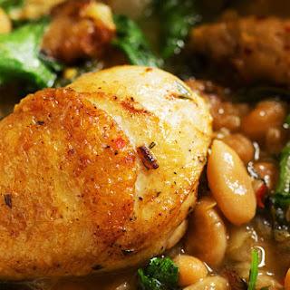 Chicken Kale and White Bean Stew Recipe