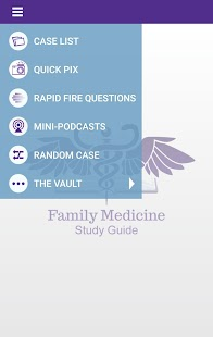 Family Medicine Study Guide Screenshot