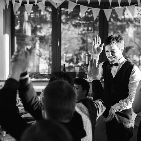 Wedding photographer Anastasiya Zhuravleva (Naszhuravleva). Photo of 20.02.2018