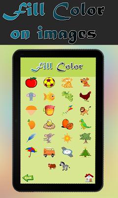 Nursery Learning - screenshot