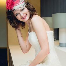 Wedding photographer Arina Dmitrieva (Morkovo4ka). Photo of 18.08.2015