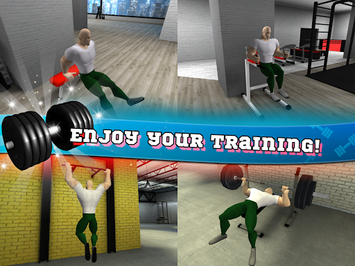 Fitness Gym Bodybuilding Pump apkpoly screenshots 14