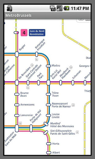 Brussels Metro Map Apk Download Apkpure Co