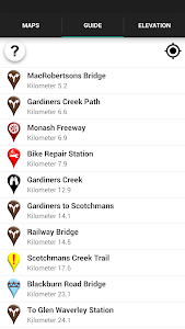 Cyclewayz screenshot 4