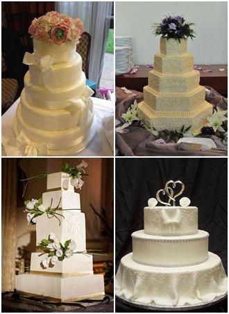 Wedding Cake Design Ideas square wedding cakes pictures and design ideas Wedding Cake Design Ideas Screenshot