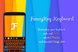 Download Galaxy for FancyKey Keyboard Free