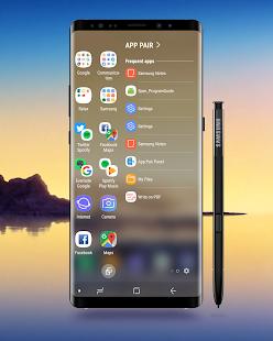 App Pair for Edge Panel - náhled