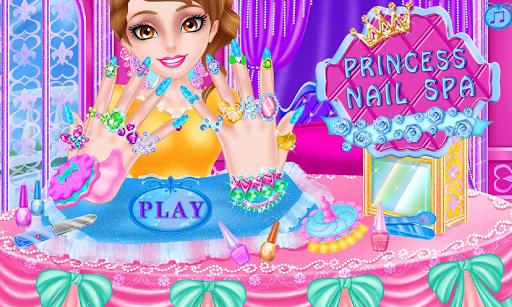 公主美甲沙龙