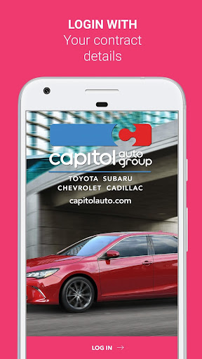 Screenshot for Capitol Auto Group Service in United States Play Store