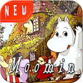 Wallpaper Moomins