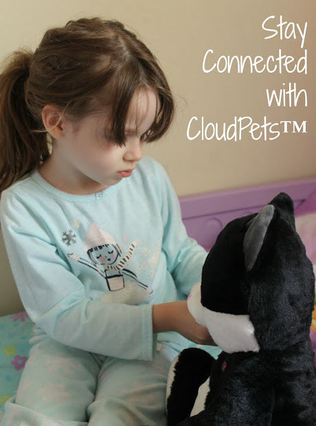 Help siblings, friends and family stay connected across the miles with CloudPets™