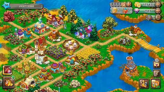 Harvest Land: Farm & City Building 7