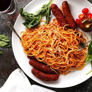 Authentic Italian Sunday Gravy (Nana's Meat Sauce).