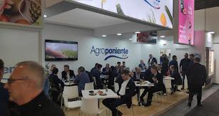 Stand de Grupo Agroponiente en Fruit Logística 2020.