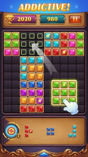 Block Puzzle: Diamond Star Blast 1.5 screenshots 7