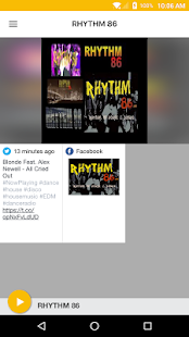 RHYTHM 86- screenshot thumbnail