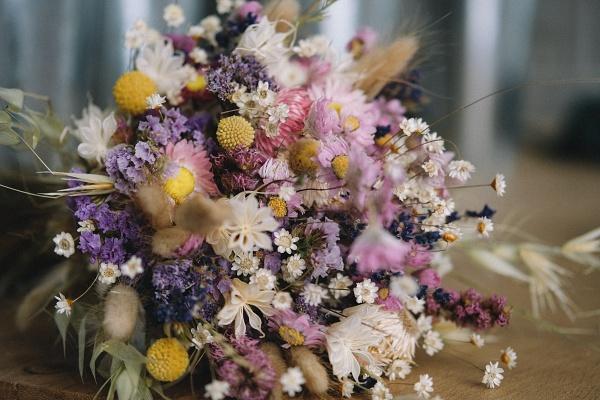 乾燥花保養方式