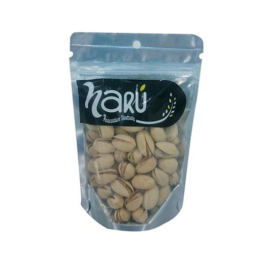 snack naru pistachos con sal 75gr