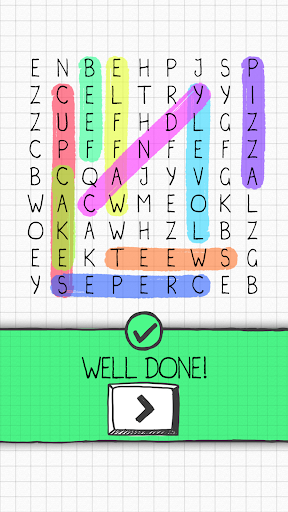 Word Search Premium - screenshot