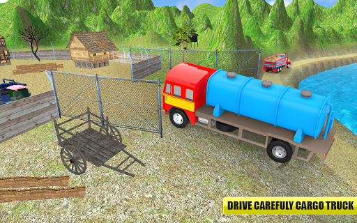 Indian Truck Cargo Sim 2018 for PC
