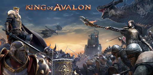 King of Avalon: Dragon War | Multiplayer Strategy - Apps on