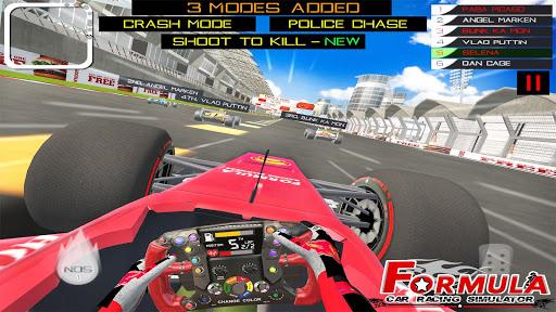 Formula Car Racing Simulator mobile No 1 Race game fond d'écran 1