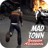 Mad Town Adventures Android APK Download Free By Wild West Games