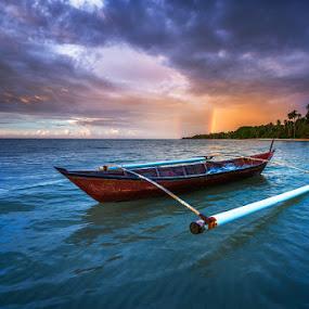 by Esmar Abdul Hamid - Transportation Boats