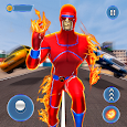 Super Robot Speed Hero: Fighting Game