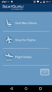 SeatGuru: Maps+Flights+Tracker Screenshot 1