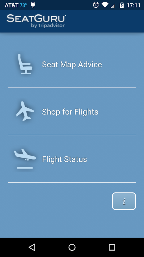 SeatGuru: Maps+Flights+Tracker- screenshot