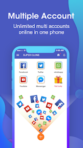 Super Clone – App Cloner for Multiple Accounts 1