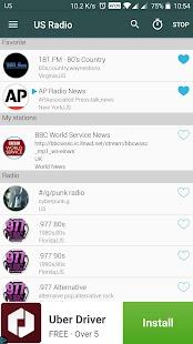 US Radio - náhled