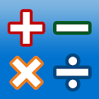 AB Math - cool games for kids icon
