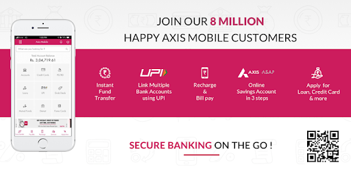 Getting started with axis mobile |downloand axis mobile| axis bank.