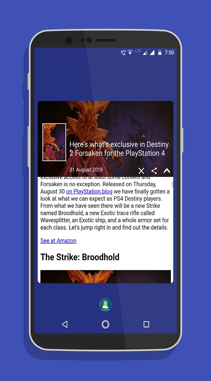 News android - news for android - news on android Screenshot 4