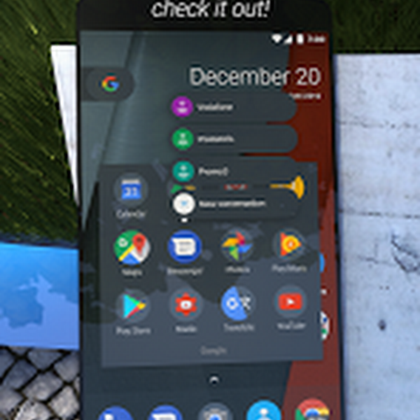 Stock Dark Substratum Theme [+ Samsung & Legacy] v295 [Patched]
