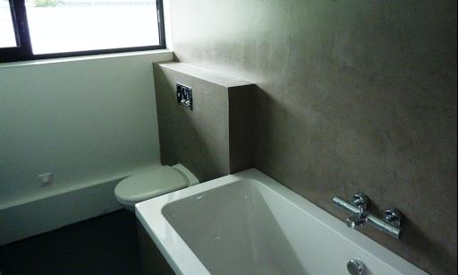 salle de bain béton ciré essonne