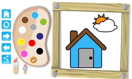 Easy Coloring Book For Kids 1.0.0 screenshot 2072819