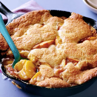 Peach Cobbler With Bread Slices Recipes