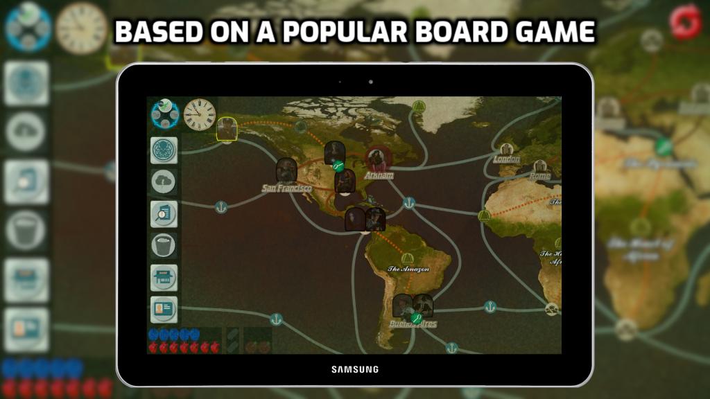 Ancient Terror: Lovecraftian Strategy Board RPG