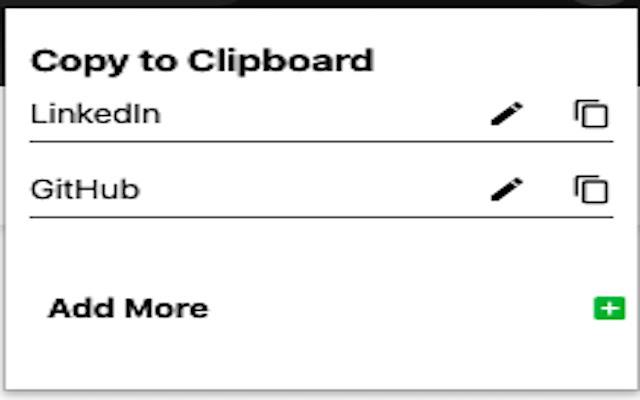 Copy to Clipboard