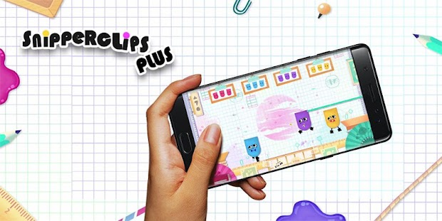 Game Snipperclips Plus Guide - náhled