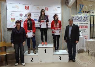 Photo: VI Memoriał Jurka Piechowskiego - Białystok (22-23.01.2014) - G.Brzezińska II miejsce